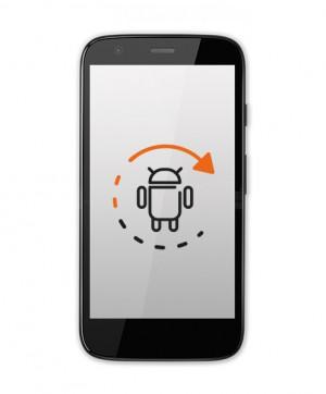 Software Aktualisierung - Motorola Moto G
