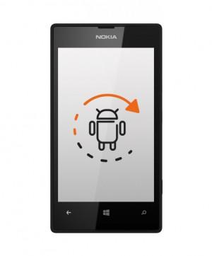 Software Aktualisierung - Nokia Lumia 520/525