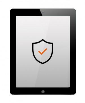 Panzer Folie - Apple iPad2