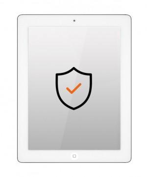 Panzer Folie - Apple iPad4