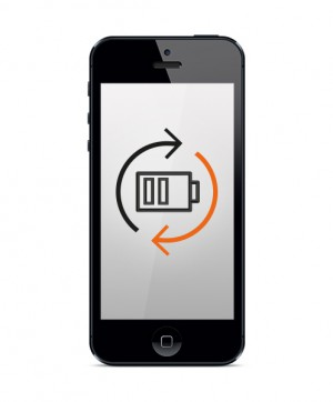 Akkuaustausch - Apple iPhone 5