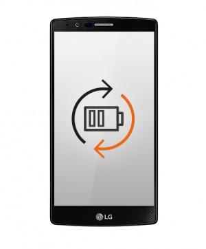 Akkuaustausch - LG G4