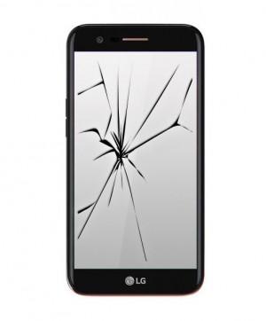 Displaytausch - LG K10 2017