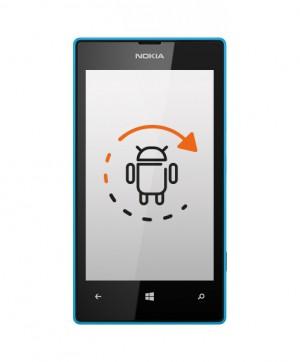 Software Aktualisierung - Microsoft Lumia 435