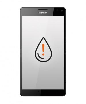 Wasserschaden Diagnose - Microsoft Lumia 950 XL