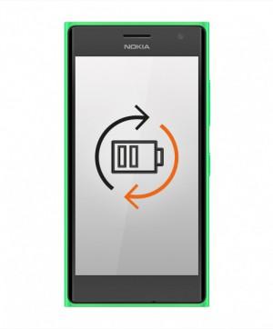 Akkuaustausch - Nokia Lumia 730 / 735