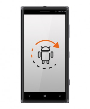 Software Aktualisierung - Nokia Lumia 830