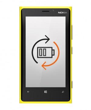 Akkuaustausch - Nokia Lumia 920