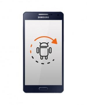 Software Aktualisierung - Samsung A5 2016
