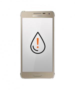 Wasserschaden Diagnose - Samsung Alpha