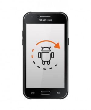 Software Aktualisierung - Samsung J1