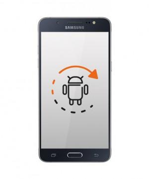 Software Aktualisierung - Samsung J5