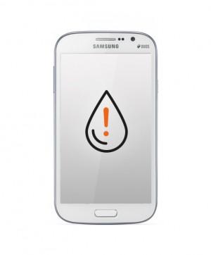 Wasserschaden Diagnose - Samsung Mega I9205
