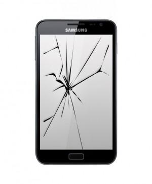 Displaytausch - Samsung Note 1