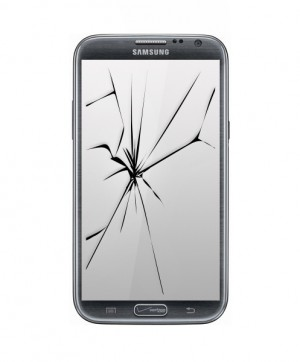 Displaytausch - Samsung Note 2