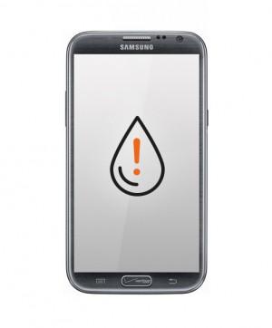 Wasserschaden Diagnose - Samsung Note 2