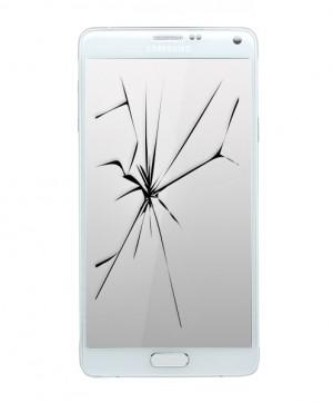 Displaytausch - Samsung Note 4