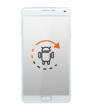 Software Aktualisierung - Samsung Note 4