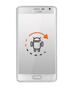 Software Aktualisierung - Samsung Note Edge