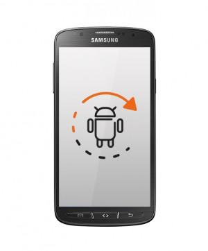Software Aktualisierung - Samsung S4 Active
