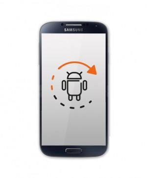 Software Aktualisierung - Samsung S4 Value