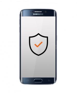 Panzer Folie - Samsung S6 Edge Plus