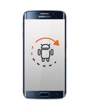 Software Aktualisierung - Samsung S6 Edge Plus
