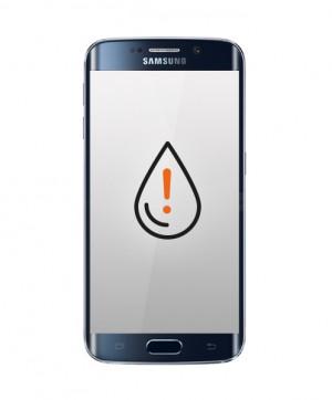 Wasserschaden Diagnose - Samsung S6 EDGE Plus