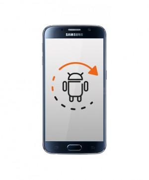 Software Aktualisierung - Samsung S6