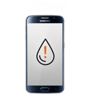 Wasserschaden Diagnose - Samsung S6