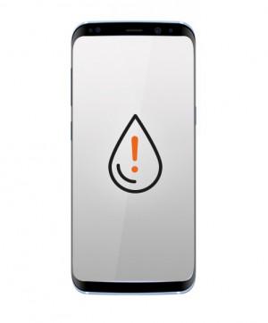 Wasserschaden Diagnose - Samsung S8 Plus