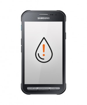 Wasserschaden Diagnose - Samsung X Cover 3
