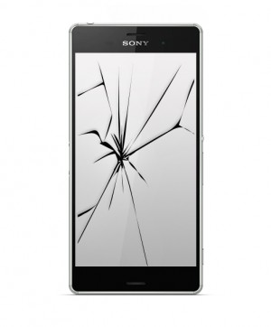 Displaytausch - Sony Z3