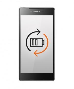 Akkuaustausch - Sony Z5