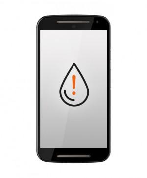 Wasserschaden Diagnose - Motorola Moto G 2Gen