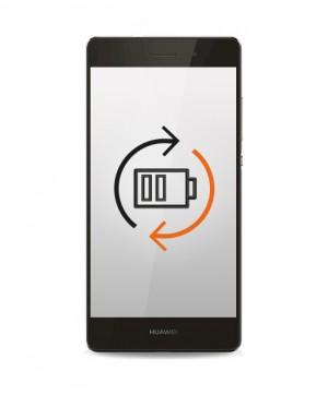 Akkuaustausch - Huawei P8