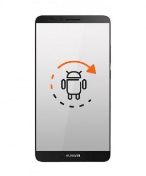 Software Aktualisierung - Huawei Mate 7