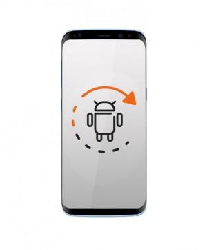 Software Aktualisierung - Samsung S8
