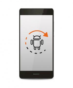 Software Aktualisierung - Huawei P8
