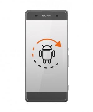 Software Aktualisierung - Sony XA