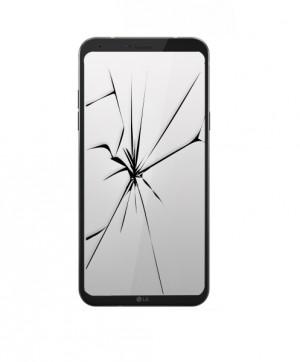 Displaytausch - LG Q6