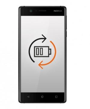 Akkuaustausch - Nokia 3
