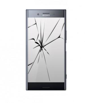 Displaytausch - Sony XZ