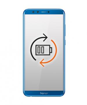 Akkuaustausch - Huawei Honor 9