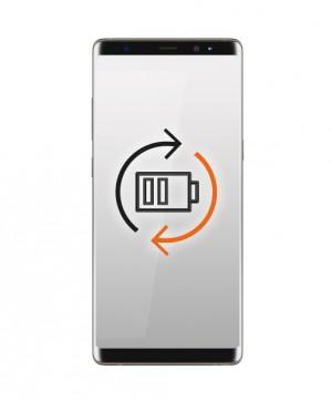 Akkuaustausch - Samsung Note 8
